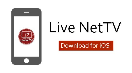 Live NetTV for iPhone (iOS) Free Download – Live NetTV